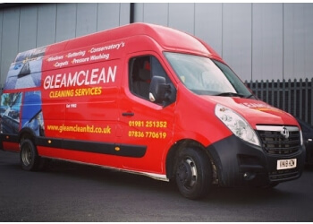Gleamclean Carpet Cleaning Hereford