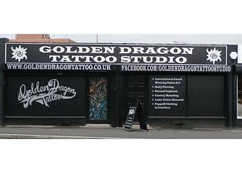GOLDEN DRAGON Tattoos