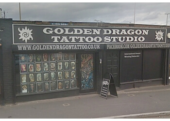 Golden Dragon Tattoo Studio