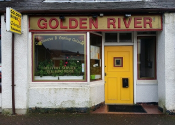 Golden River Chinese Takeaway