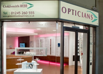 GOLDSMITH WEBB OPTICIANS