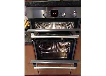 Good As Nu Oven Cleaning