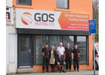 Gos Heating & Plumbing Ltd.