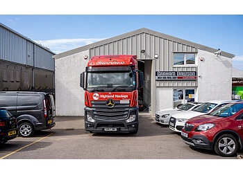 Graham Dawson Body & Paint Shop Ltd.
