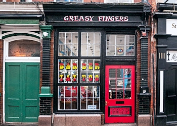 Greasy Fingers Barber Shop