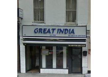 Great India Tandoori Restaurant