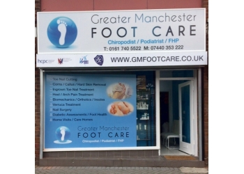 Greater Manchester Foot care