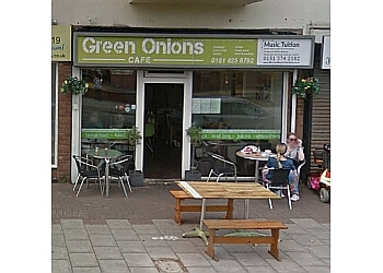Green Onions Cafe
