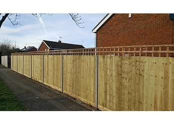 Green Park fencing and decking services