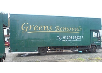 Greens' Removals (Chester) Limited