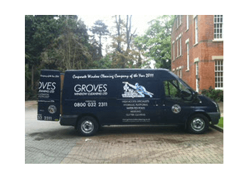 Groves Window Cleaning Ltd.