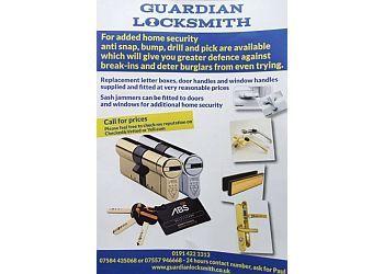 Guardian locksmith