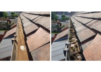 Gutter Cleaning Wolverhampton