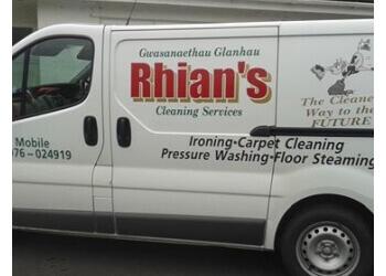 Gwasanaethau Glanhau Rhian's Cleaning Services Ltd