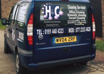 H & C Cleaning Services