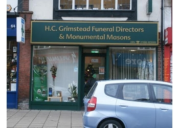 H.C Grimstead