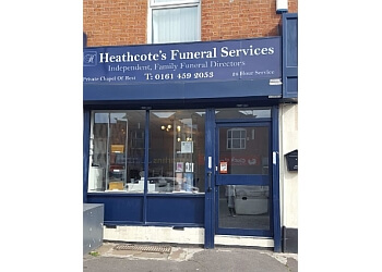 HEATHCOTE'S FUNERAL SERVICES
