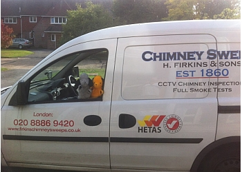 H Firkins and Sons Chimney Sweeps
