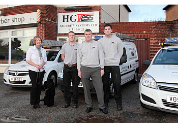 H G Vess Security Systems Limited