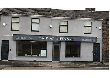 Hair at Tiffanys