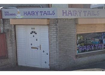 Hairy Tails Dog Grooming