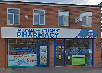 Halliwell Late Night Pharmacy