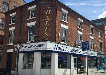 Halls Locksmiths Ltd