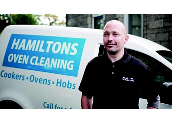 Hamiltons Oven Cleaning