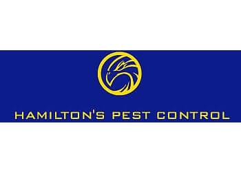 Hamilton's Pest Control