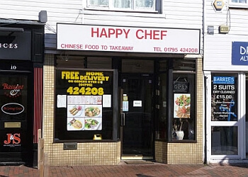 Happy Chef Chinese Takeaway