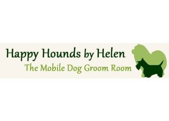 Happy Hounds by Helen