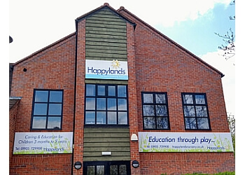 Happylands Private Day Nursery
