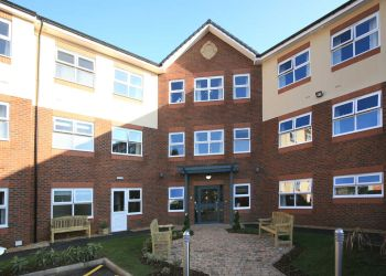 Harden Hall care home