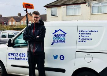 Harris External Cleaning