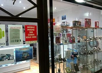 Harris arcade phones