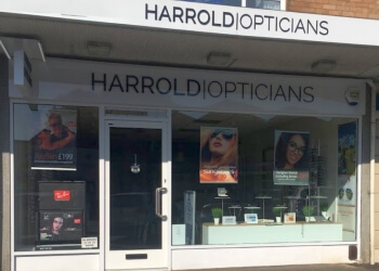 HARROLD OPTICIANS