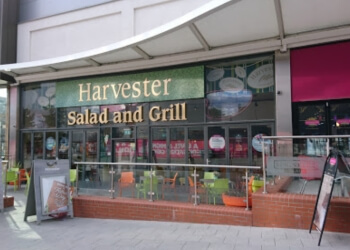 Harvester New Square