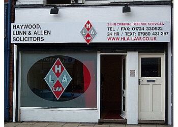 Haywood, Lunn & Allen Solicitors
