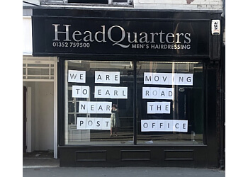 HeadQuarters Men's Hairdressing