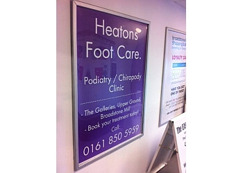 Heatons Foot Care