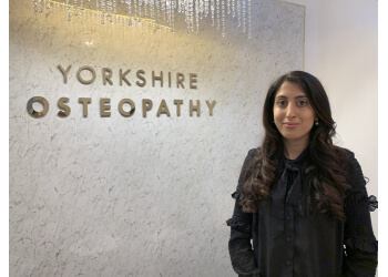 Henna Javed, BSc (Hons) Ost - YORKSHIRE OSTEOPATHY