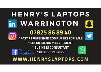 Henry's Laptops