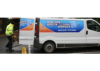 Hereford Window Cleaning Services