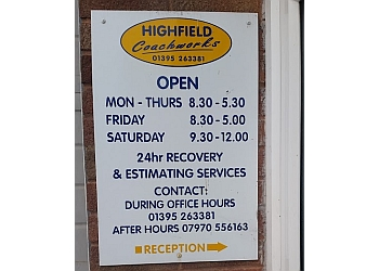 Highfield Coachworks