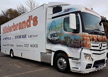 Hilderbrands Removals & Storage