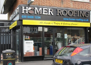Homer Roofing (UK) Ltd.