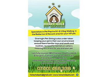 Honey Hole Pet Services