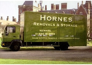 Hornes Removals & Storage