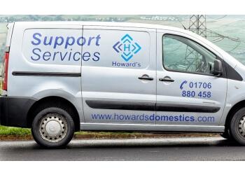 Howard's Domestics Ltd