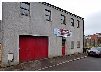 Huntly's Garage